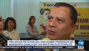 Prd Defiende Petición Pan Sobre Boletas Electorales