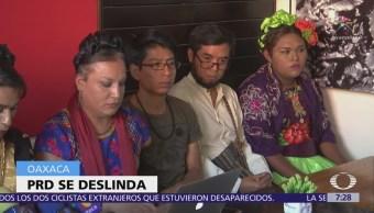 Prd Deslinda Postulación Candidatos Fingieron Transexuales