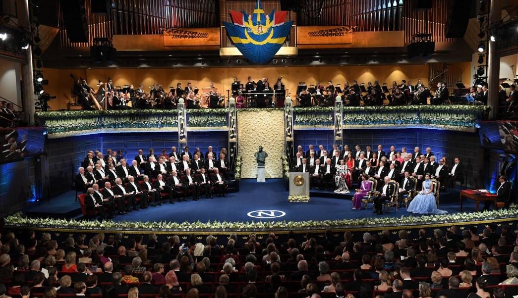 Academia Sueca no entregará Nobel de Literatura este año