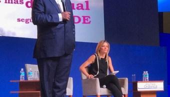Jaime Rodríguez, contra el asistencialismo y a favor de bajar impuestos