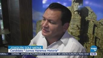 Presentan Pruebas Presunto Desvío Recursos Candidato Pan Yucatán