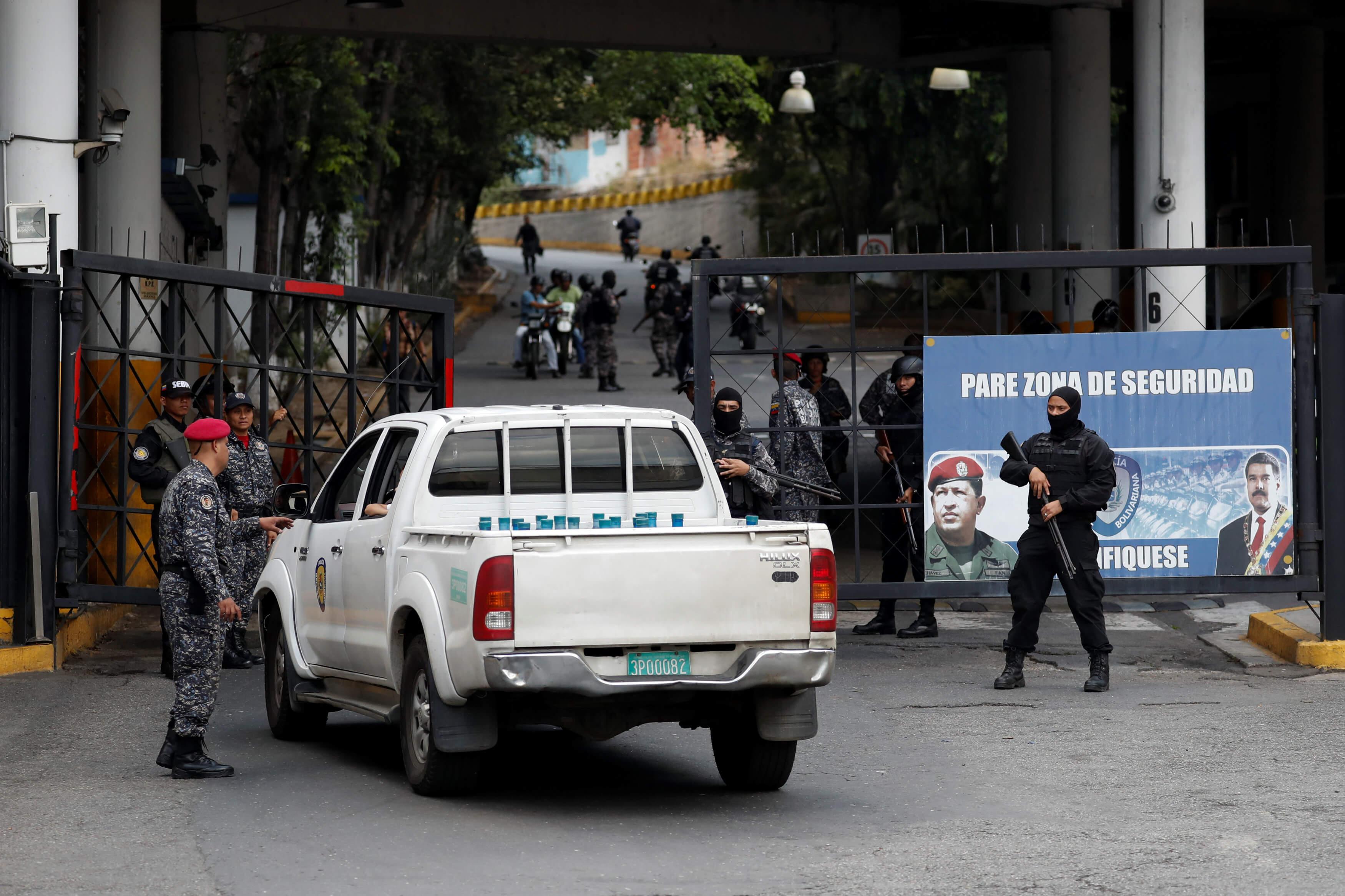 Denuncian situación irregular en El Helicoide y varios presos heridos #16May