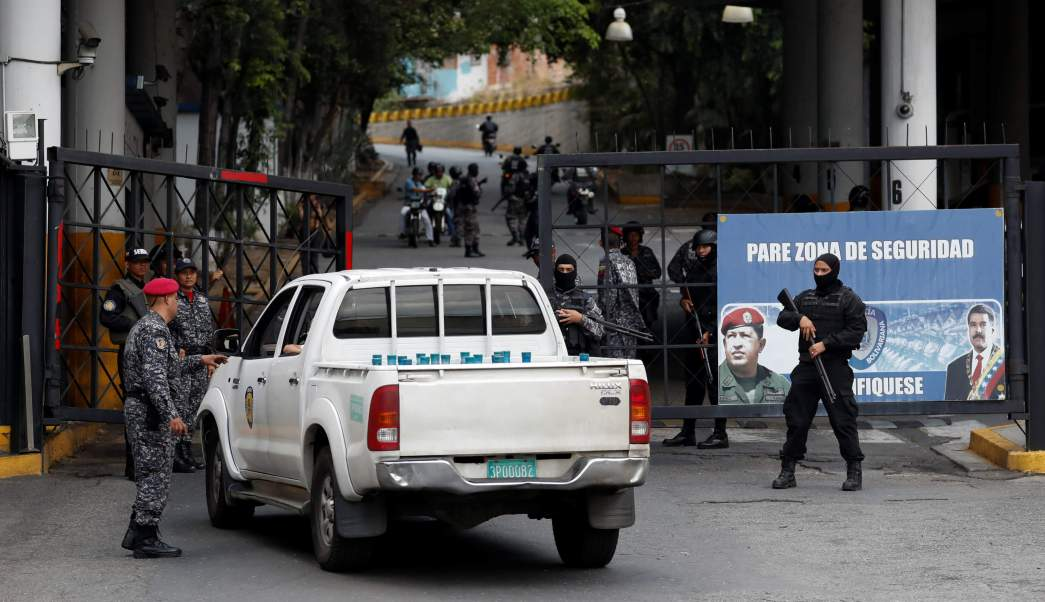 Presos políticos Venezuela denuncian ataques dentro calabozos Helicoide