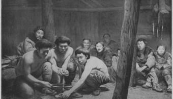 ilustracion-pueblo-koryak-de-siberia-se-cree-que-los-primeros-americanos-llegaron-de-siberia
