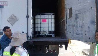 Profepa verifica manejo de materiales y residuos peligrosos en carreteras
