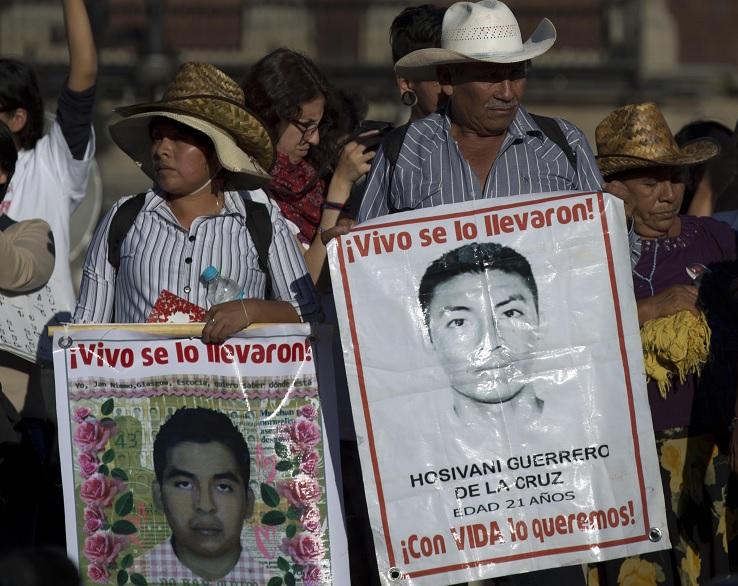 Cae expolicía ligado con desaparición normalistas Ayotzinapa
