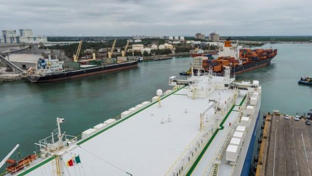Puertos mexicanos impulsan movimiento de contenedores en América Latina