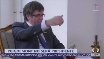 Puigdemont Renuncia Presidente Cataluña Propone Quim Torra