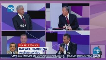 Rafael Cardona: Segundo debate presidencial, alejado de las ideas y cercano al espectáculo