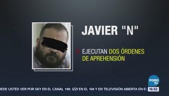 Ejecutan Otras Dos Órdenes Aprehensión Contra Javier Duarte