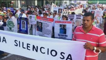 Realizan Marcha De Silencio Cineastas Asesinados Jalisco