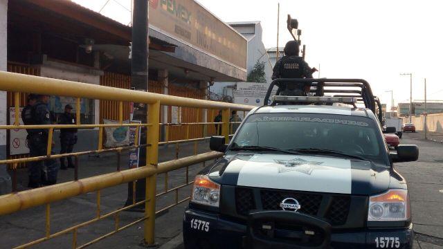 Realizan operativo contra el robo de combustible