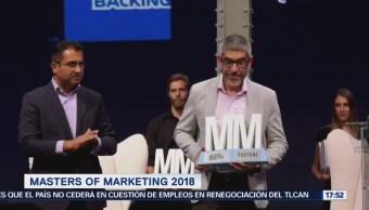 Reconocen a líderes del Marketing en México