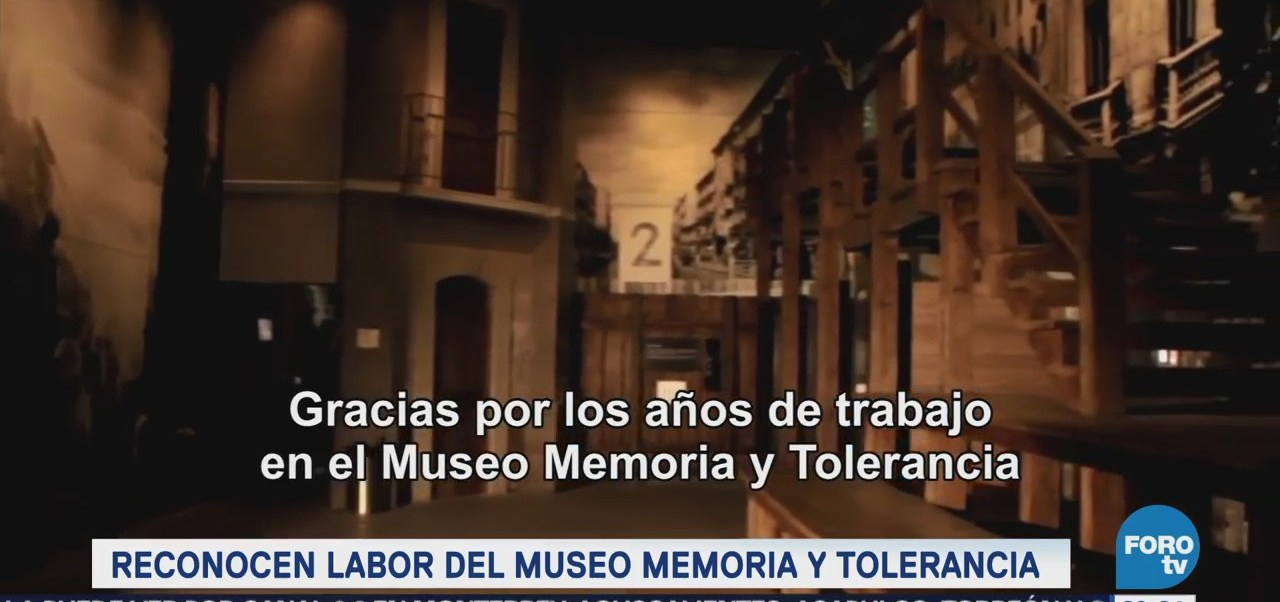 Reconocen Museo Memoria Tolerancia Human Rights Campaign