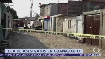 Registran 17 homicidios en Guanajuato, en últimas horas