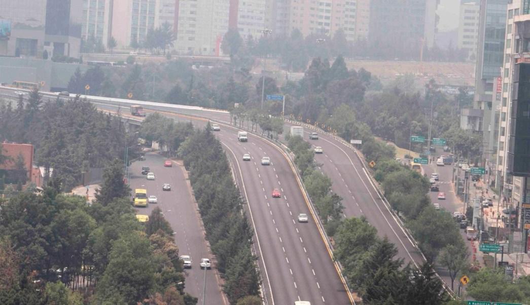 Municipios mexiquenses y delegaciones del CDMX presentan regular calidad del aire