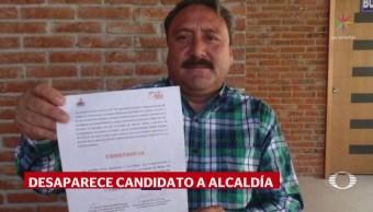 Reportan Desaparición Candidato Alcaldía Palmar De Bravo