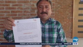 Reportan desaparición de candidato a la alcaldía de Palmar de Bravo, Puebla