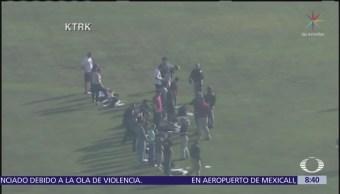 Reportan tirador activo en Santa Fe