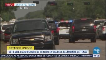 Reportan varios muertos durante tiroteo en Texas