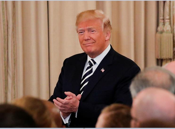 Republicanos promueven nominación Trump Nobel Paz