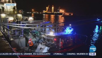 Rescatan a 24 pescadores en Oaxaca