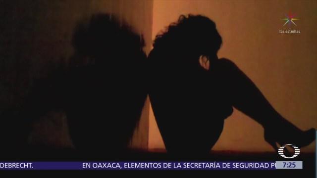 Rescatan a víctimas de explotación sexual