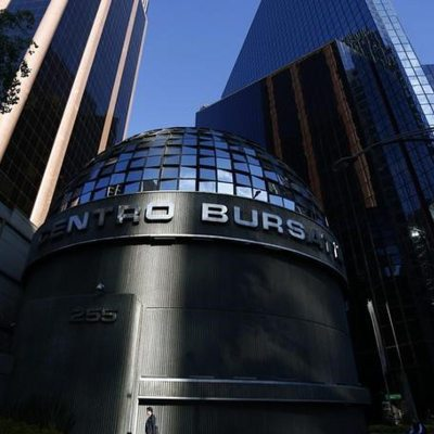 Bolsa Mexicana concluye con baja de 0.14 por ciento