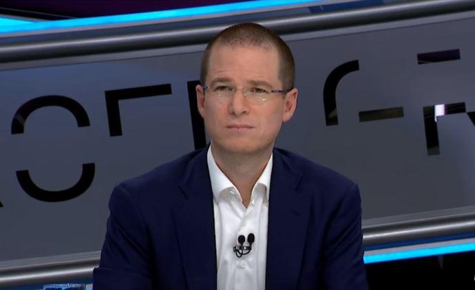 Ricardo Anaya, candidato de la Coalición 'Por México al Frente', participó en la tercera emisión especial de Tercer Grado. (Noticieros Televisa)