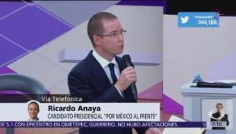 Ricardo Anaya habla en Despierta del segundo debate presidencial