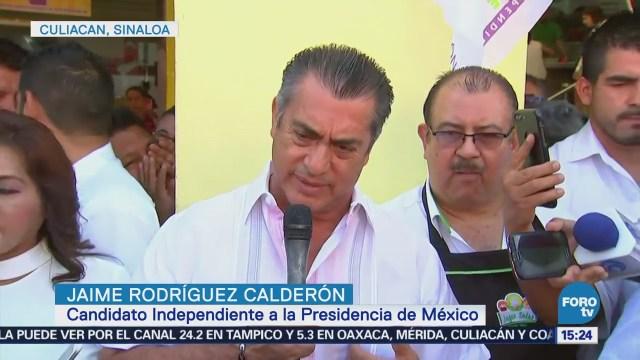 Rodríguez Calderón señala países deben proteger