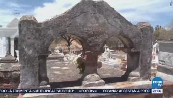 Ruinas Pueblos Fantasma Atractivo Turístico Sonora
