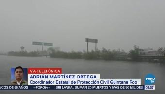 Protección Civil Quinta Roo Precauciones Tormenta Subtropical Alberto