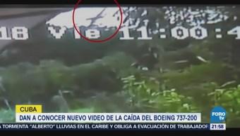 Nuevo Video Accidente Aéreo La Habana Cuba