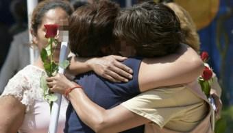Cardenal Carlos Aguiar oficia misa de Día de las Madres en el penal de Santa Martha Acatitla