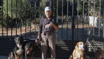 Santiago, Perros, Video, Redes Sociales, España, Cáncer