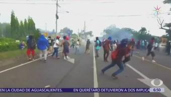 Se cumplen cinco semanas de manifestaciones en Nicaragua