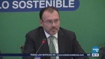 Seguiremos Defendiendo Interés México Luis Videgaray