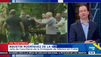 Seis Tripulantes Avión Siniestrado Cuba Mexicanos