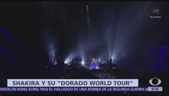 Shakira Regresa México 'Dorado World Tour'