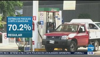 Shcp Rompe Récord Estímulos Fiscales Gasolinas