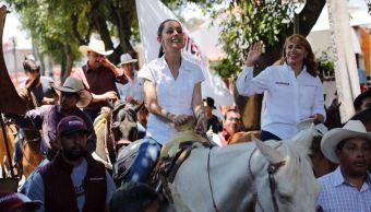 claudia sheinbaum propone ensenar nahuatl zonas rurales ciudad mexico
