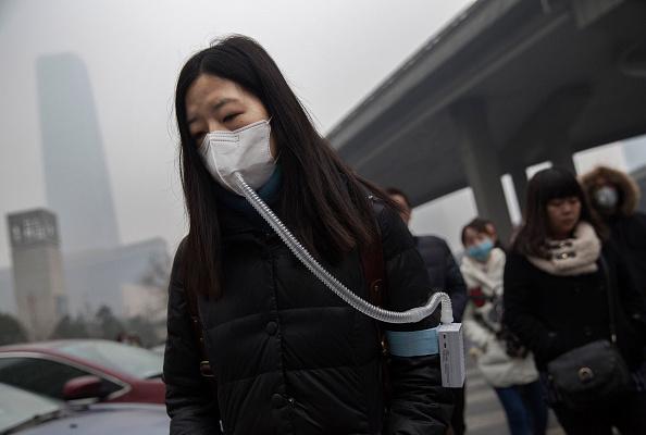 Siete millones personas mueren respirar aire contaminado OMS