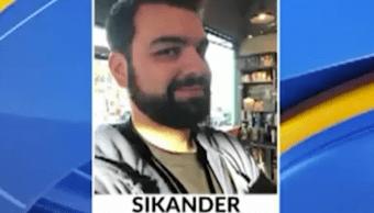 Brooke Fiske Sikander Imran Crimen Prisión