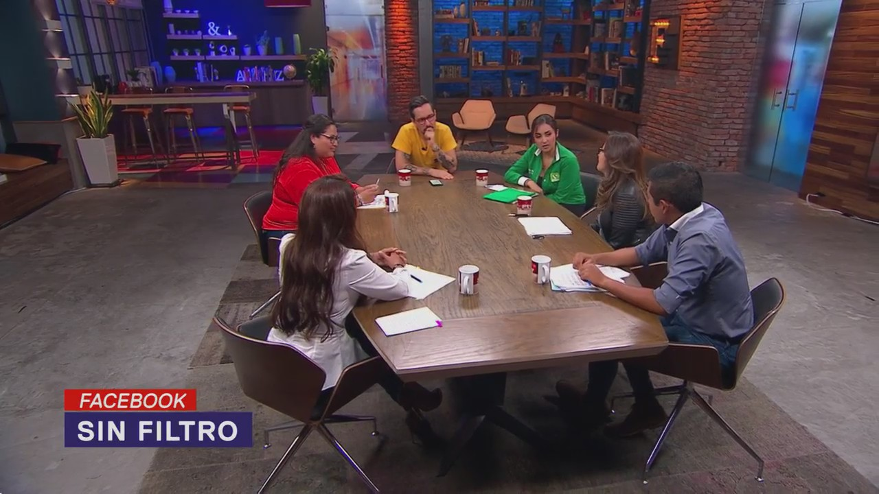 Sin Filtro con Genaro Lozano: Programa del 27 de mayo 2018