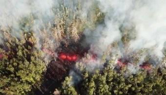 Sismo magnitud 5 4 sacude zona volcán Kilauea