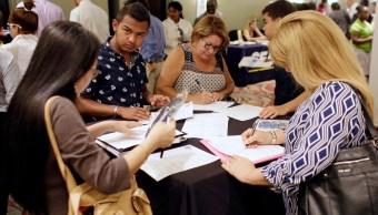Solicitudes de subsidio por desempleo en EU siguen sin cambios
