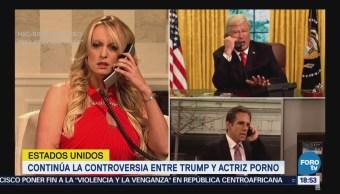Stormy Daniels se burla de Trump