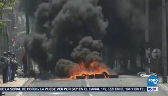 Suman 60 personas muertas por protestas en Gaza