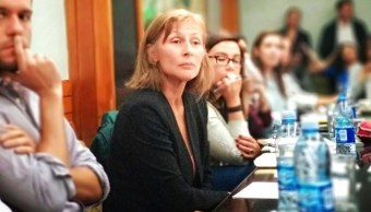 Tatiana Clouthier presenta el proyecto económico de López Obrador
